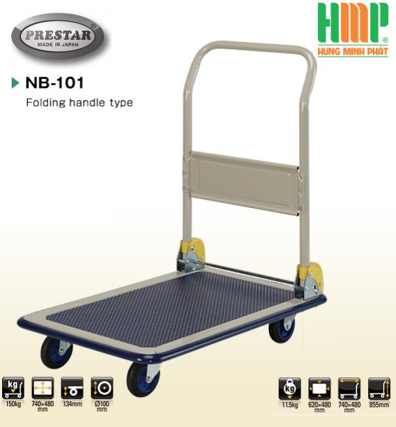 Xe Đẩy Hàng Prestar NB-101