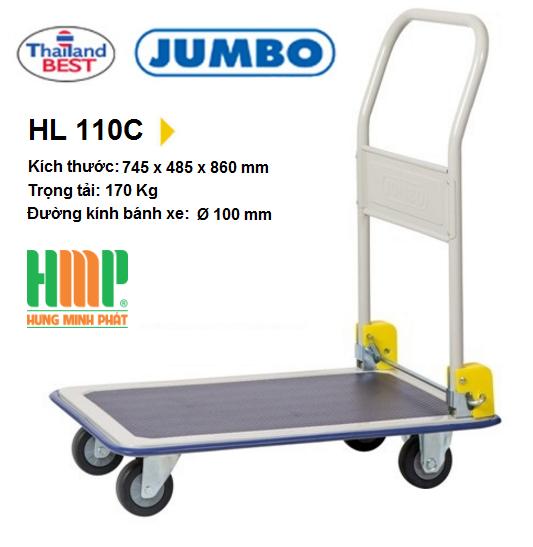 Xe Đẩy Hàng Jumbo HL 110C