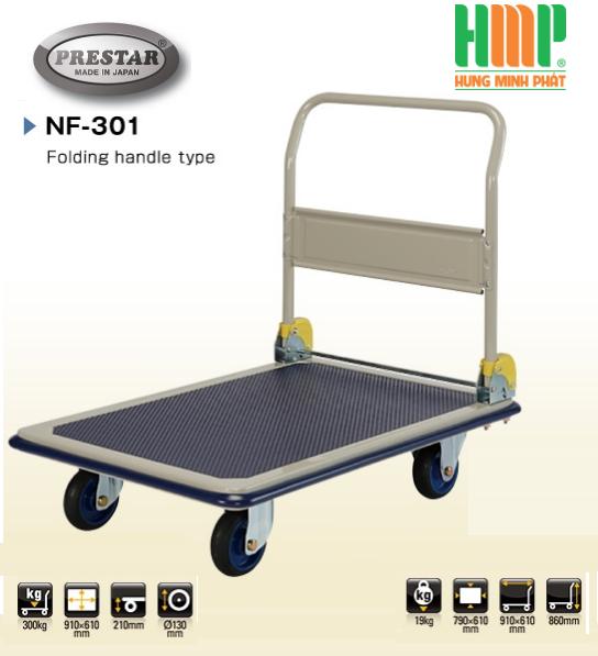 Xe Đẩy Hàng Prestar NF-301